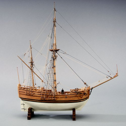 17th century ketch