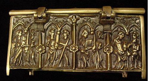 The Brass Casket