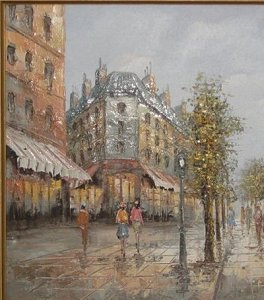 The Paris Impressions of Henry Rogers